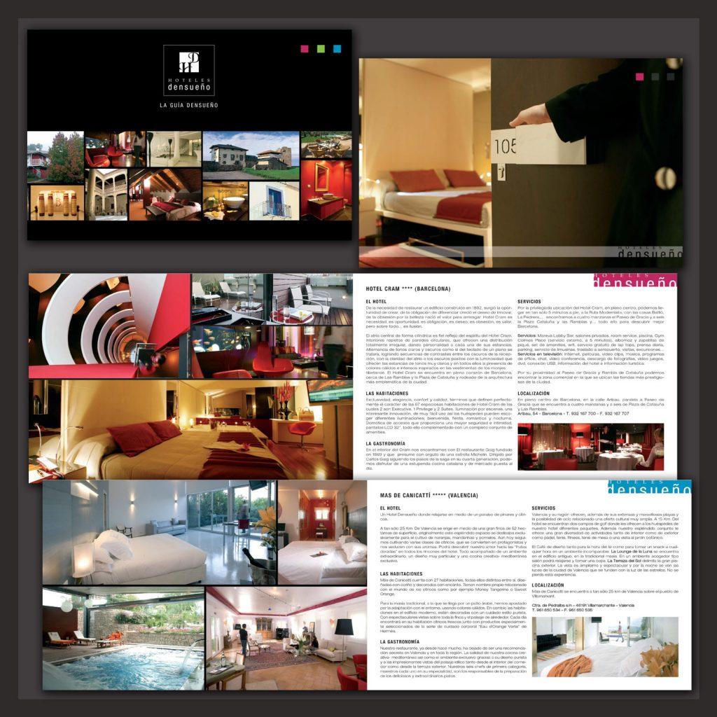 Guía Hoteles Densueño
