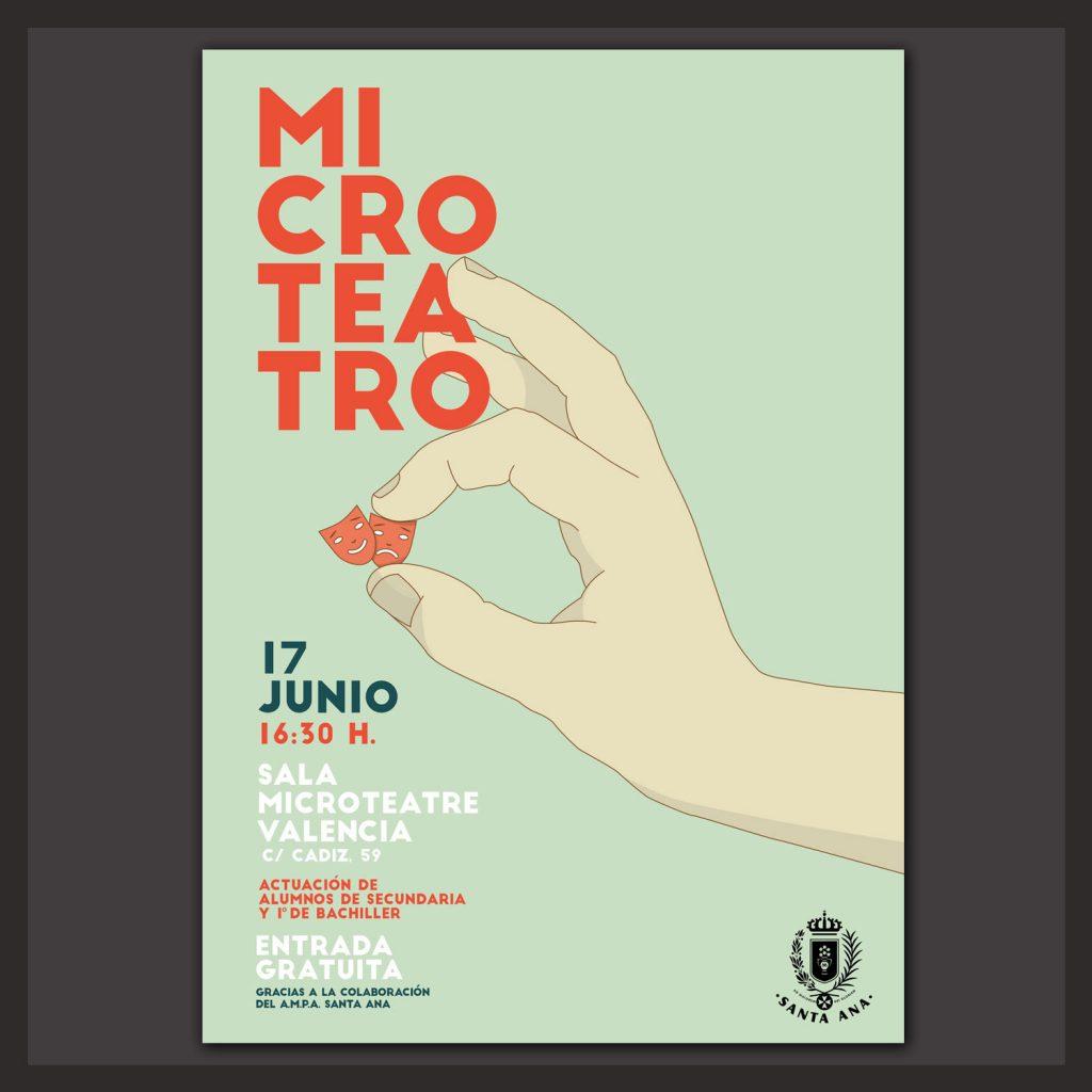 Cartel Microteatro