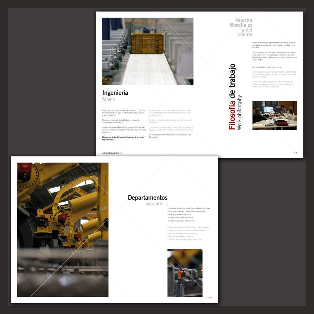 Catálogo Mavic