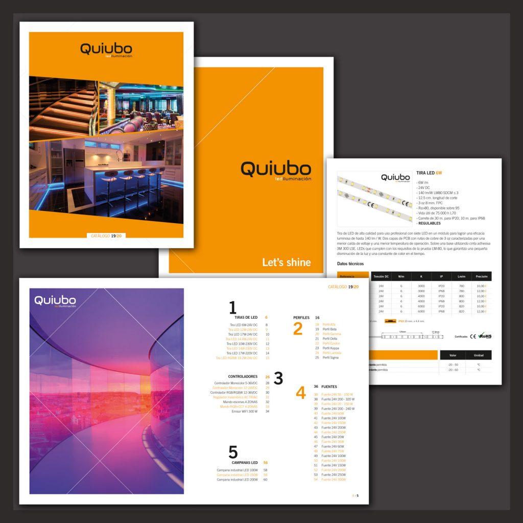 Catálogo Quiubo