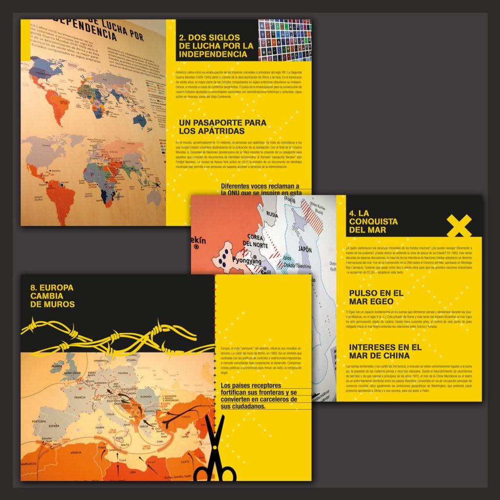 Guía didáctica Conflictos de fronteras