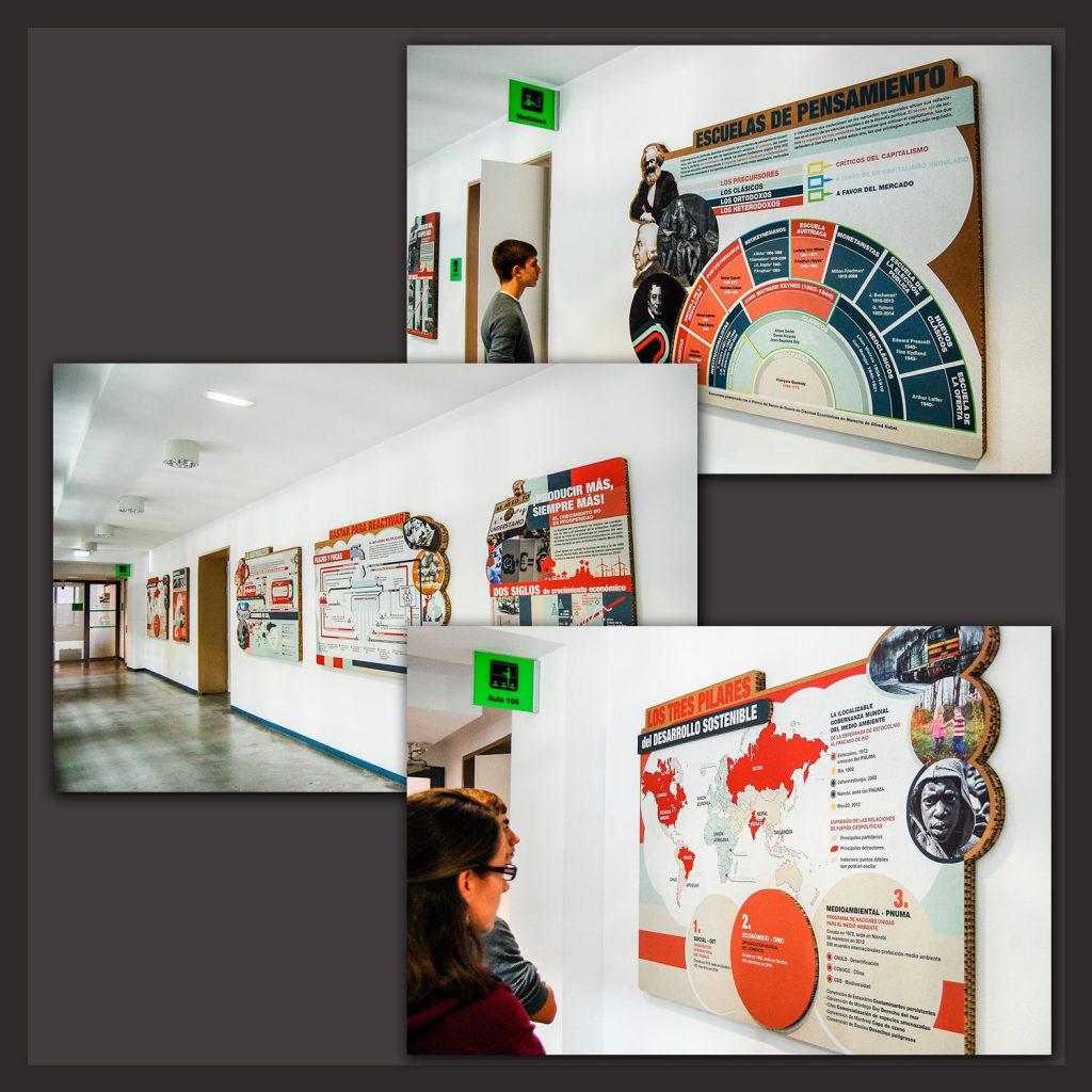 Exposición La Economía descubierta