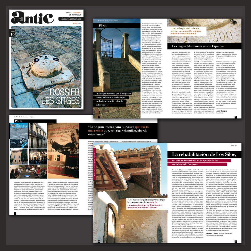 Revista Nucli Antic