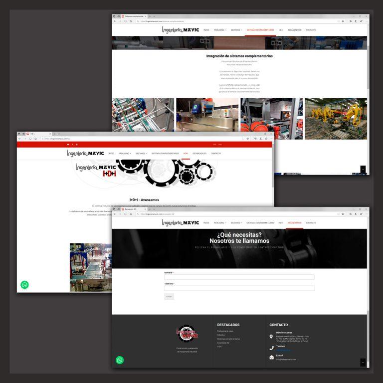 Web ingenieriamavic.com