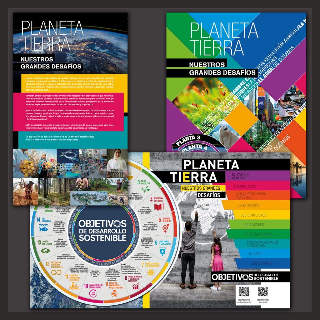 Exposición Planeta Tierra