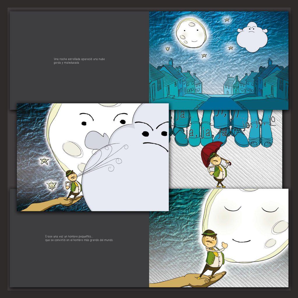 Ilustración Chiquitín