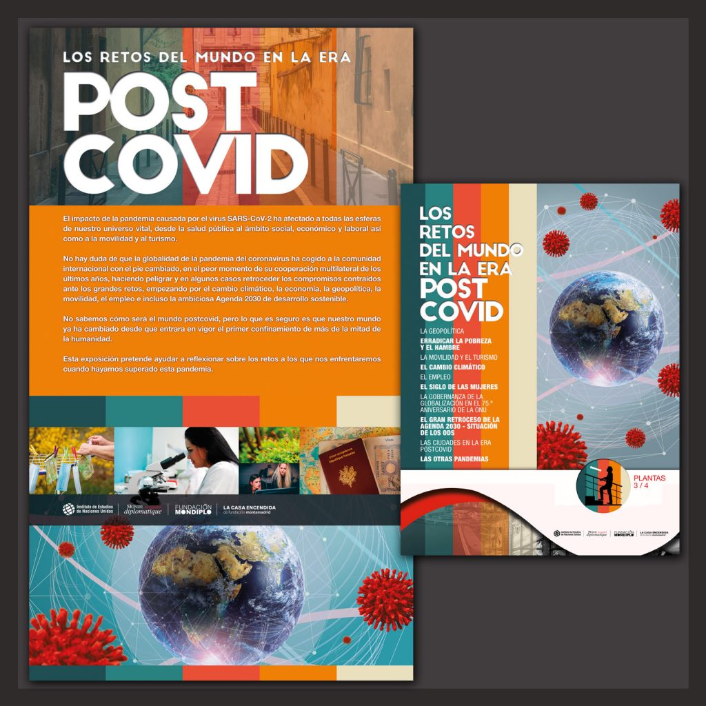 Exposición Retos en la Era Post COVID